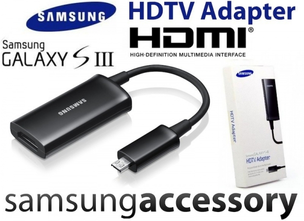 adapter Samsung Galaxy S3 HDMI